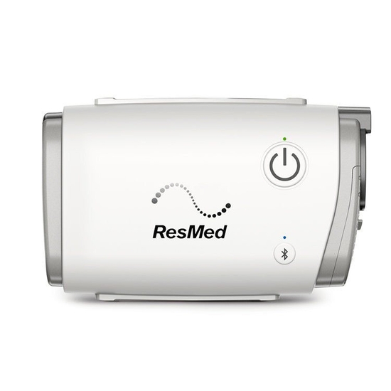 Image for Auto-CPAP ResMed AirMini from Linde-Healthcare Elementar