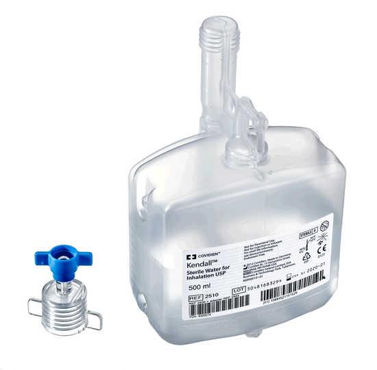 Grafik für 10 x Sterilwasser                                                                                                                                                                                                                                              in Linde Healthcare Elementar Webshop